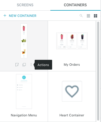 Containers – Help center